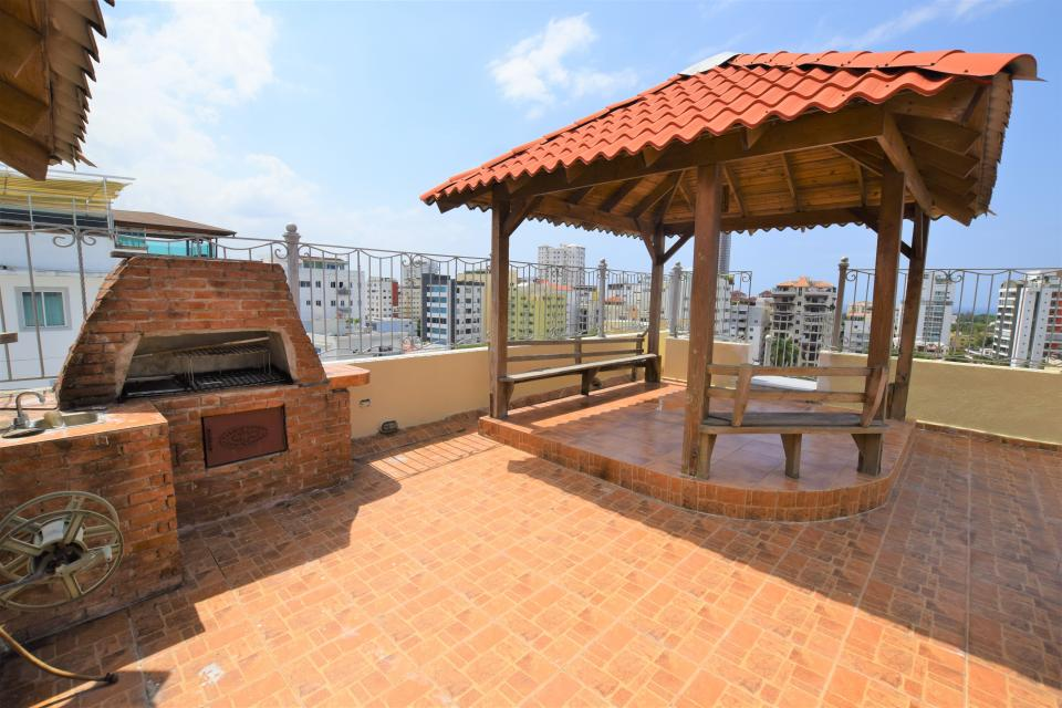 Penthouse en venta en el sector BELLA VISTA precio US$ 360,000.00 US$360,000