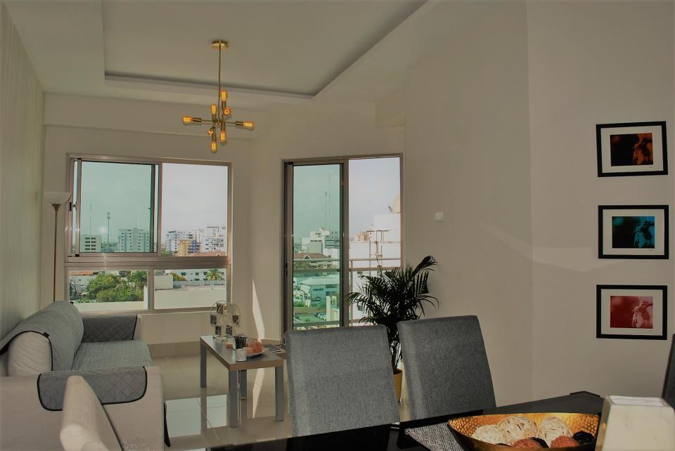 Penthouse en venta en el sector ENSANCHE NACO precio US$ 215,000.00 US$215,000