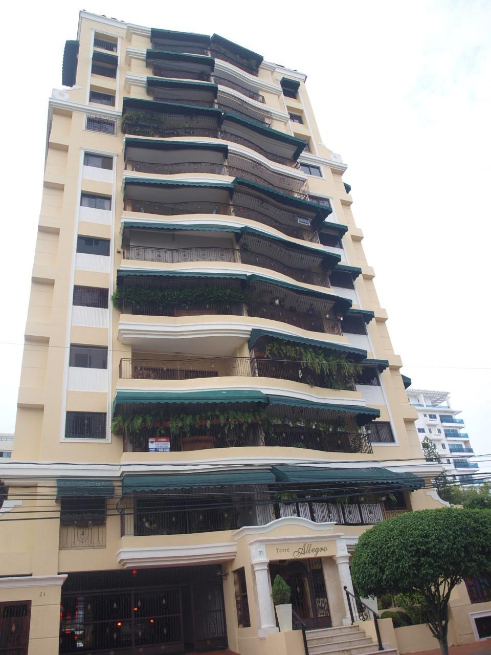 Penthouse en venta en el sector ENSANCHE NACO precio US$ 325,000.00 US$325,000