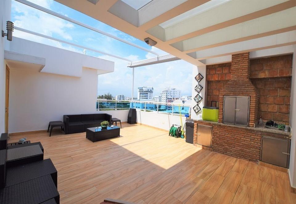 Penthouse en venta en el sector RENACIMIENTO precio US$ 305,000.00 US$305,000
