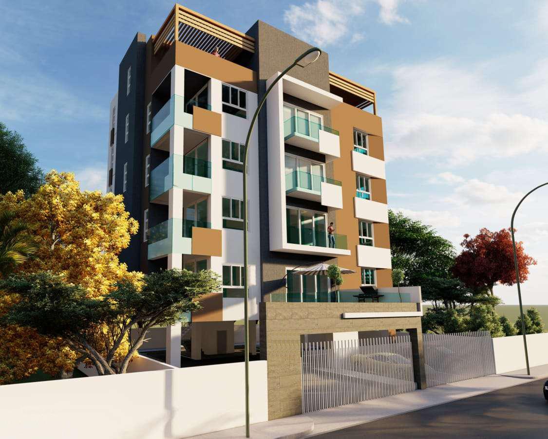 Proyecto de apartamentos en construcción en el sector Mirador Norte desde US$ 95,071 0