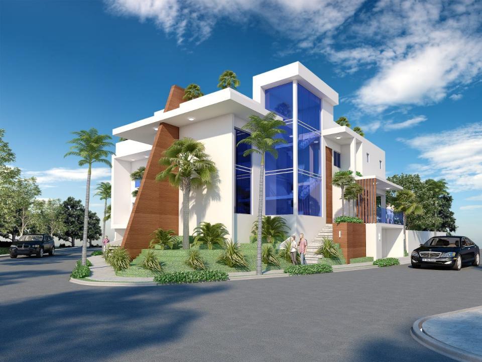 Proyecto en construcción en el sector ALTOS DE ARROYO HONDO II precio desde RD$ 10,500,000.00 hasta RD$ 10,500,000.00 0