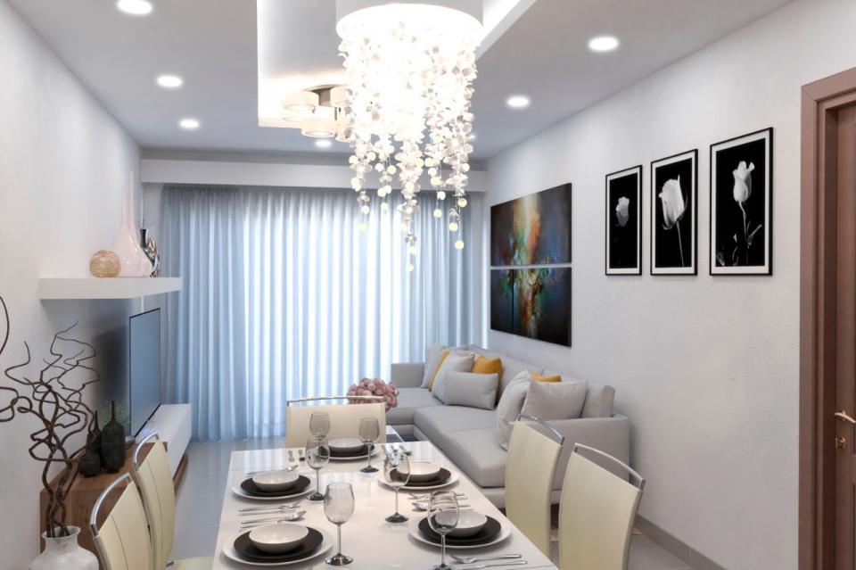 Proyecto en construcción en el sector ALTOS DE ARROYO HONDO precio desde US$ 98,000.00 hasta US$ 110,000.00 0