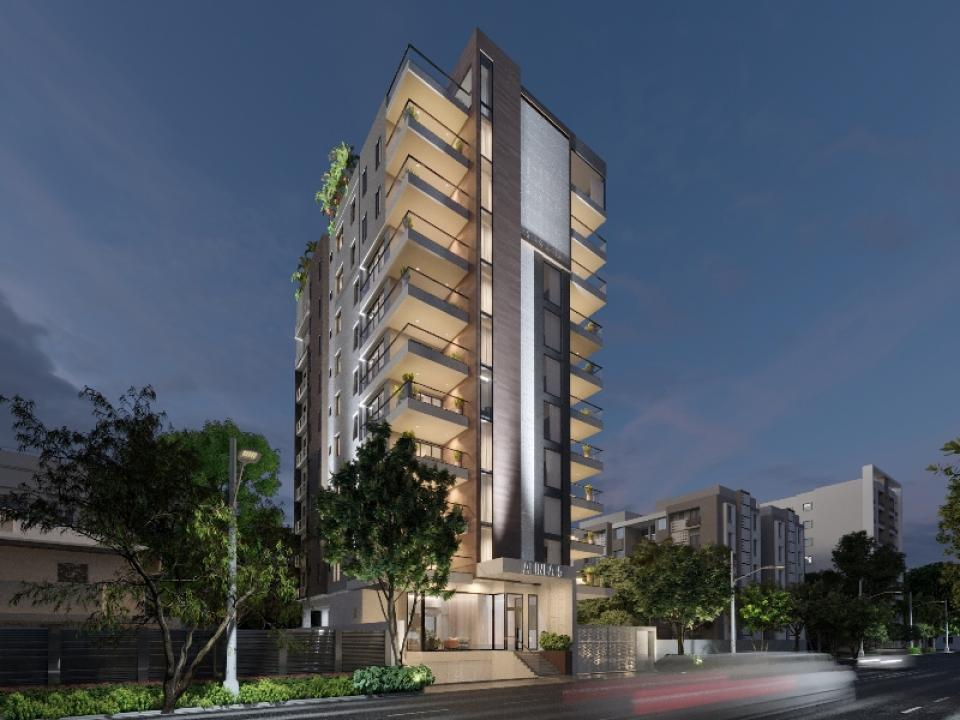 Proyecto en construcción en el sector ENSANCHE NACO precio desde US$ 251,750.00 hasta US$ 259,350.00 0