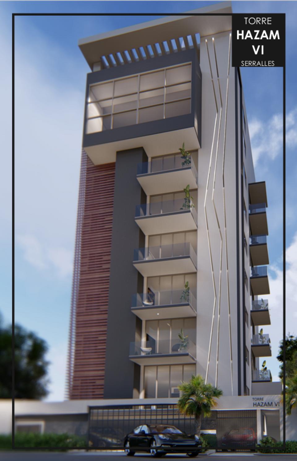 Proyecto en construcción en el sector ENSANCHE SERRALLES precio desde US$ 111,840.00 hasta US$ 270,816.00 0