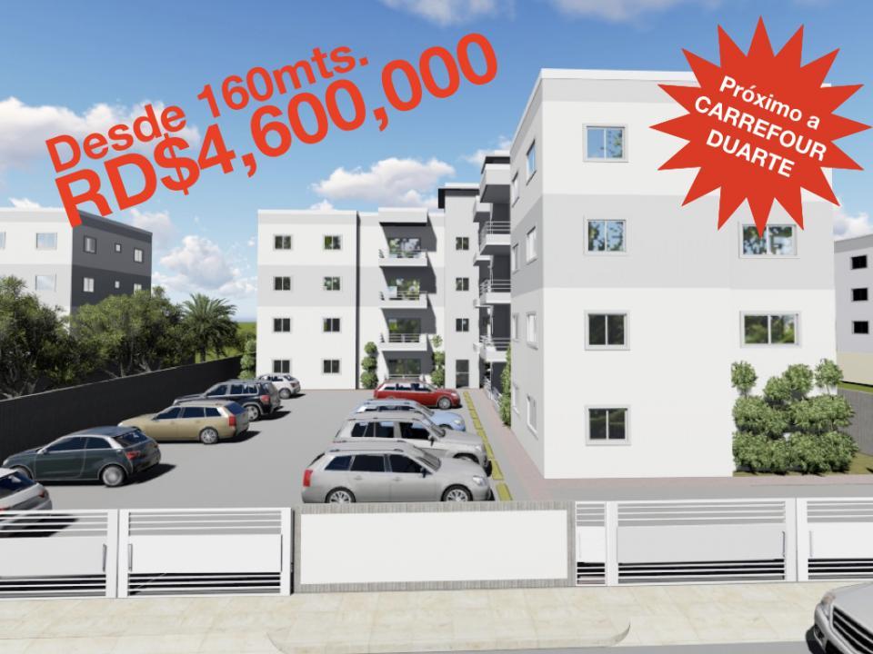 Proyecto en construcción en el sector RESIDENCIAL CONDADO precio desde RD$ 4,600,000.00 hasta RD$ 4,600,000.00 0